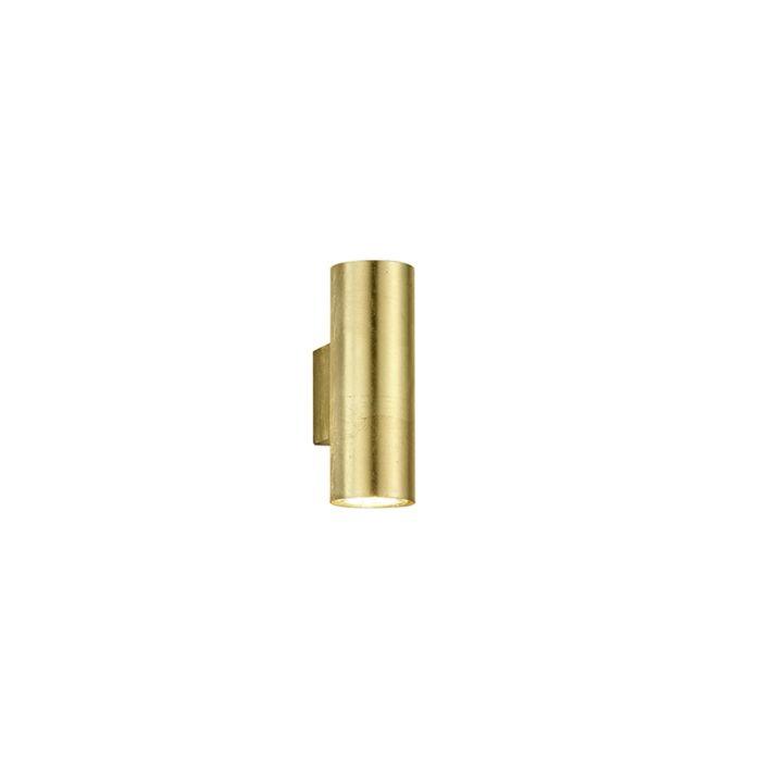 Aplique-moderno-dorado-2-luces---DUO-Loko