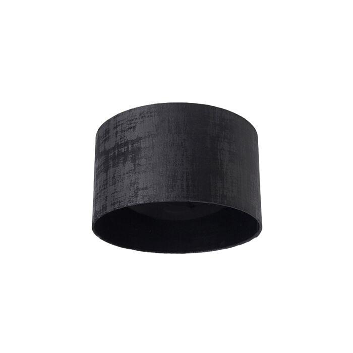 Pantalla-terciopelo-negro-35/35/20