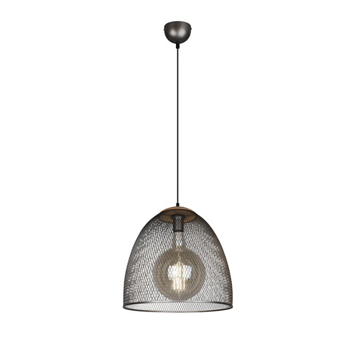 Lámpara-colgante-industrial-acero---RAVI