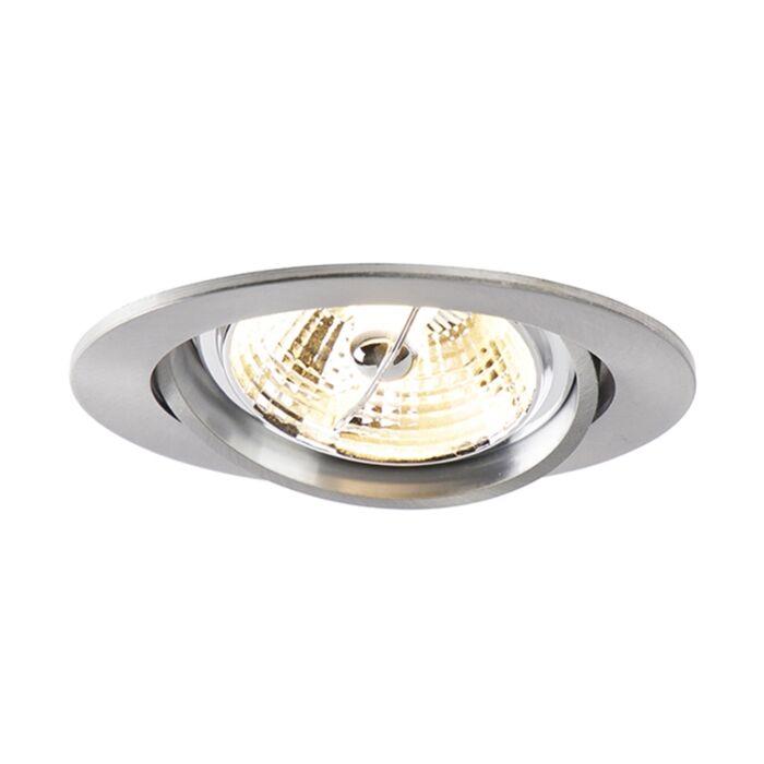 Foco-empotrado-moderno-aluminio-AR70---CISCO