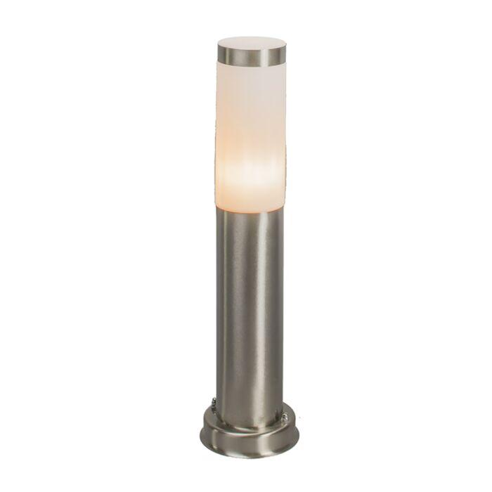 Baliza-moderna-acero-45cm-IP44---ROX