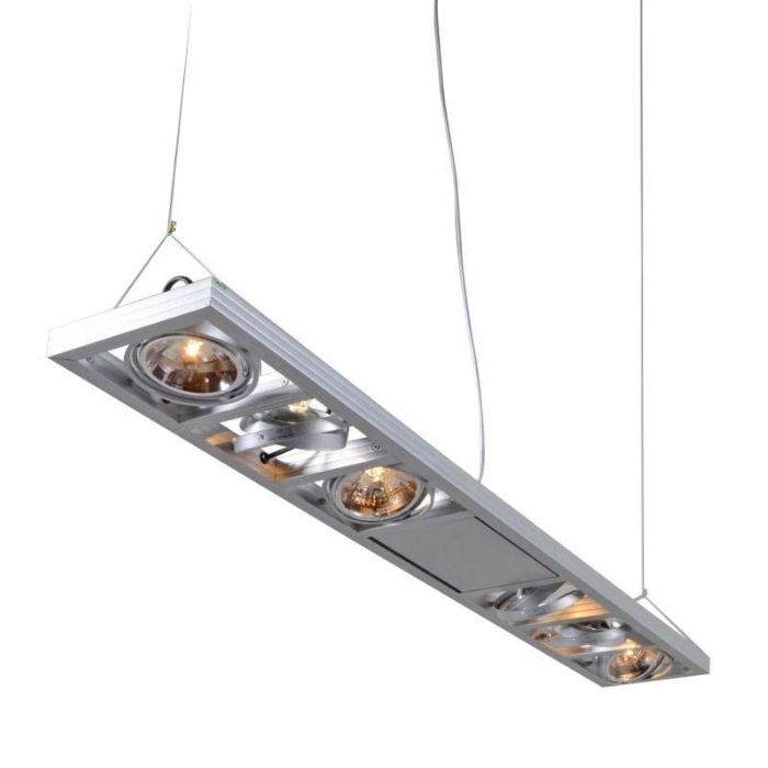 Lámpara-colgante-KARDAN-6-aluminio