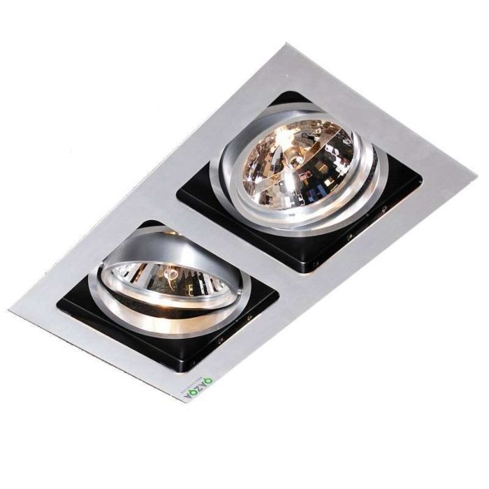Foco-empotrado-QURE-2-aluminio