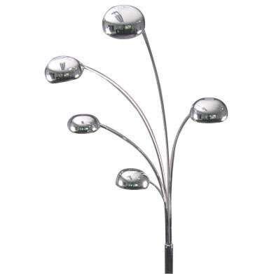 Lámpara-de-arco-SEVENTIES-cromo