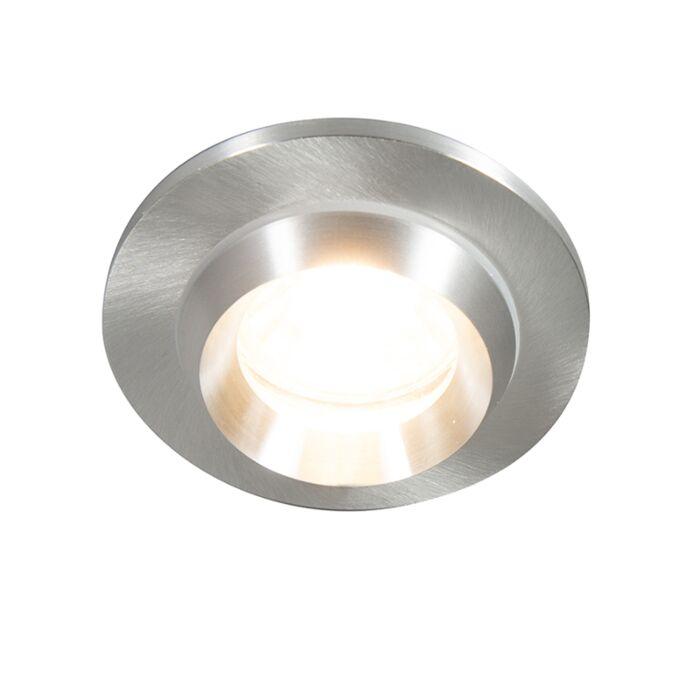Foco-empotrado-moderno-aluminio-IP54---SPA