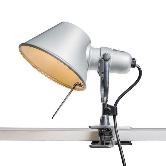 Artemide-lámpara-de-mesa-ajustable---ARTEMIDE-Tolomeo-Pinza