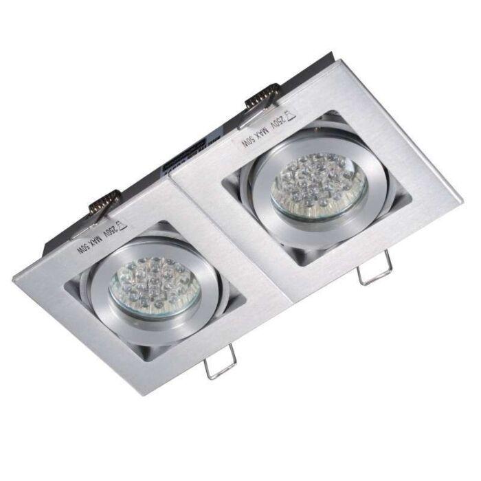 Foco-empotrado-QUADRO-2-aluminio