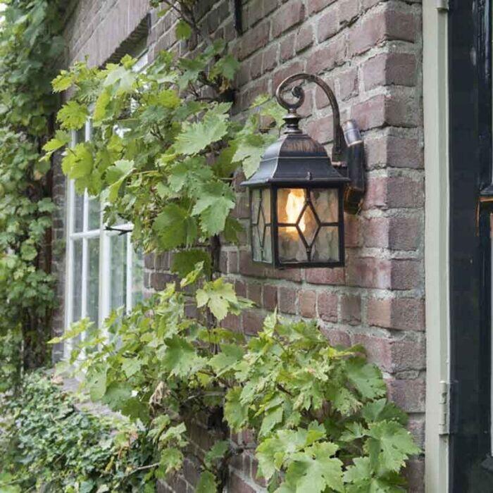 Aplique-romántico-bronce-IP23---LONDON