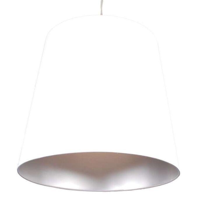 Lámpara-colgante-SHADE-con-plata