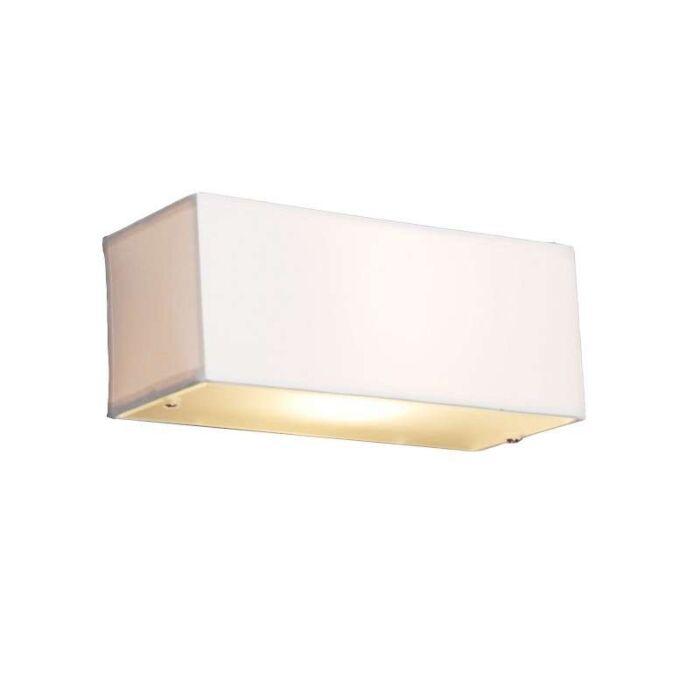 Aplique-rectangular-blanco-crema---DRUM