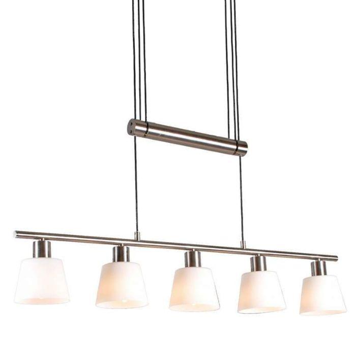 Lámpara-colgante-PENDULA-HL93-5-luces