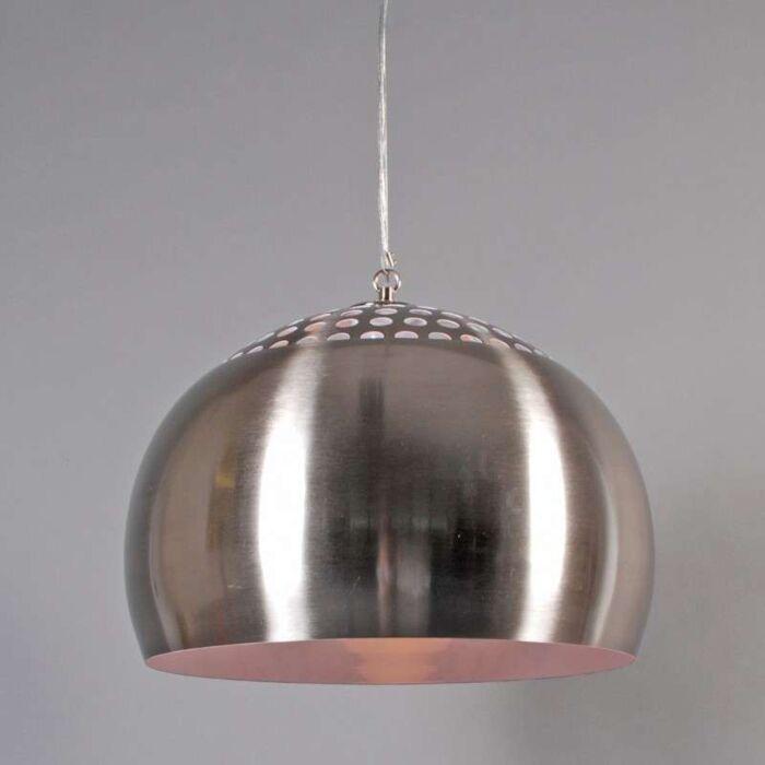 Lámpara-colgante-FERMO-40cm-acero