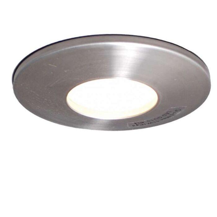 Foco-empotrado-para-baño-SPLASH-9-acero