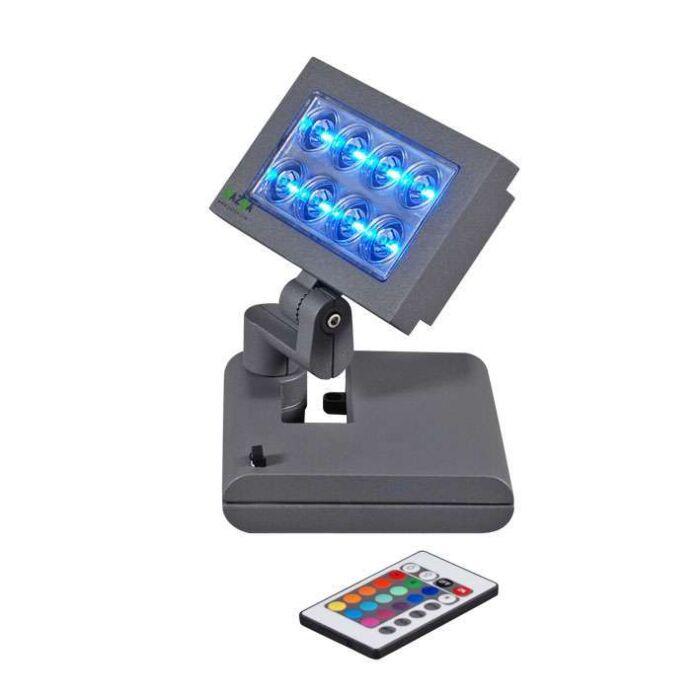 Proyector-de-luz-OPTON-Flood-Light-grafito-con-LED-RGB