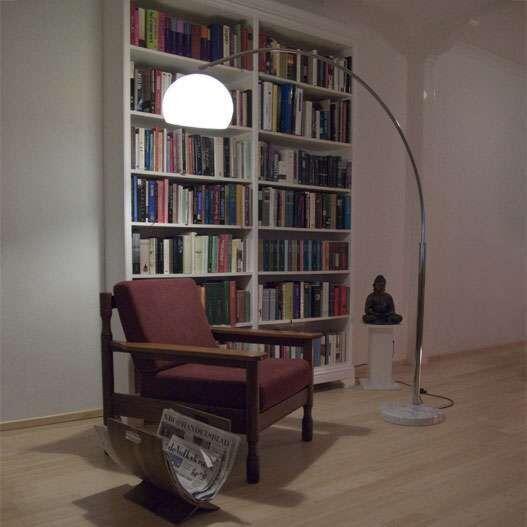 Lámpara-de-arco-BASIC-cromo-grande