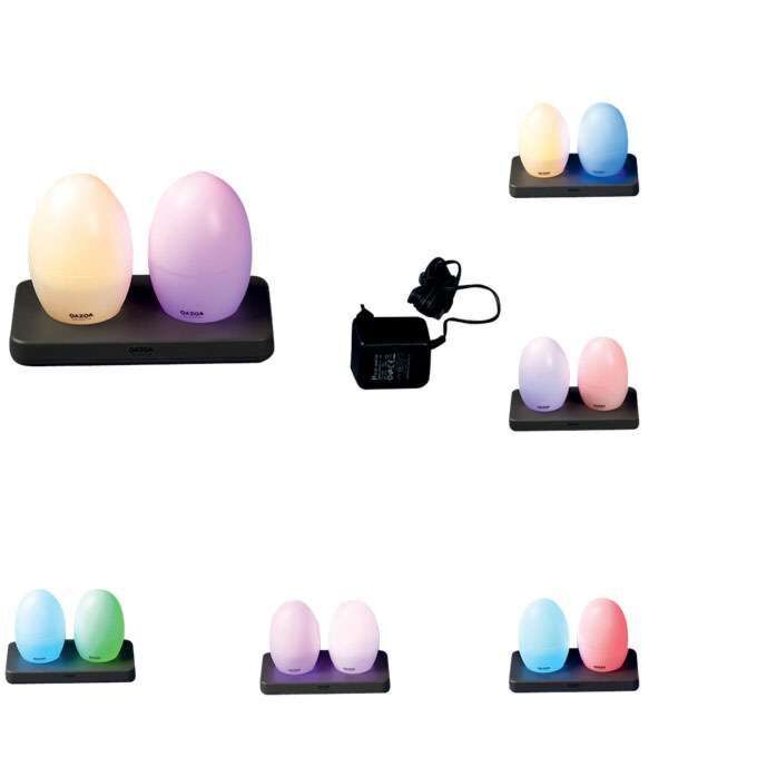Conjunto-luces-LED-recargables-EGG