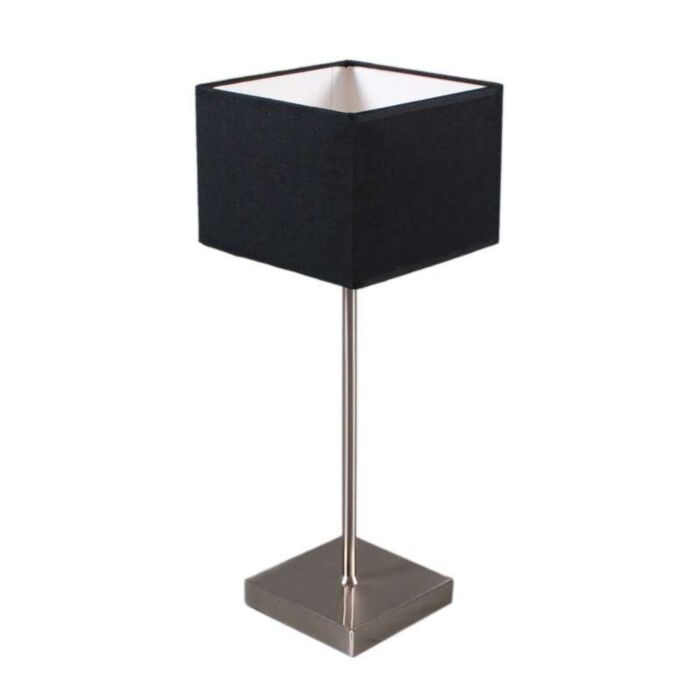 Lámpara-de-mesa-VT-pequeña-negra