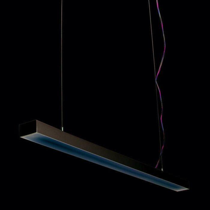 Lámpara-colgante-Tube-Q-blanco-28W