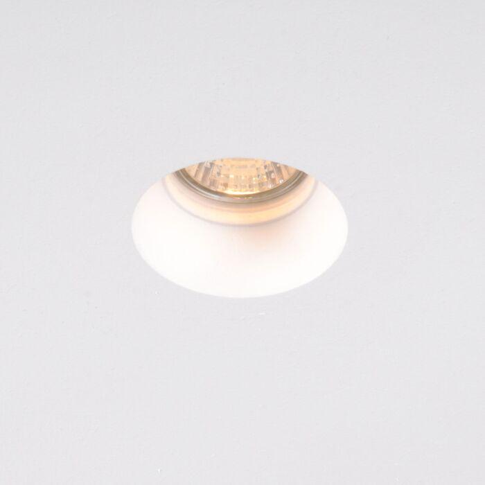 Foco-empotrado-moderno-mini-redondo--GIPSY-Zero