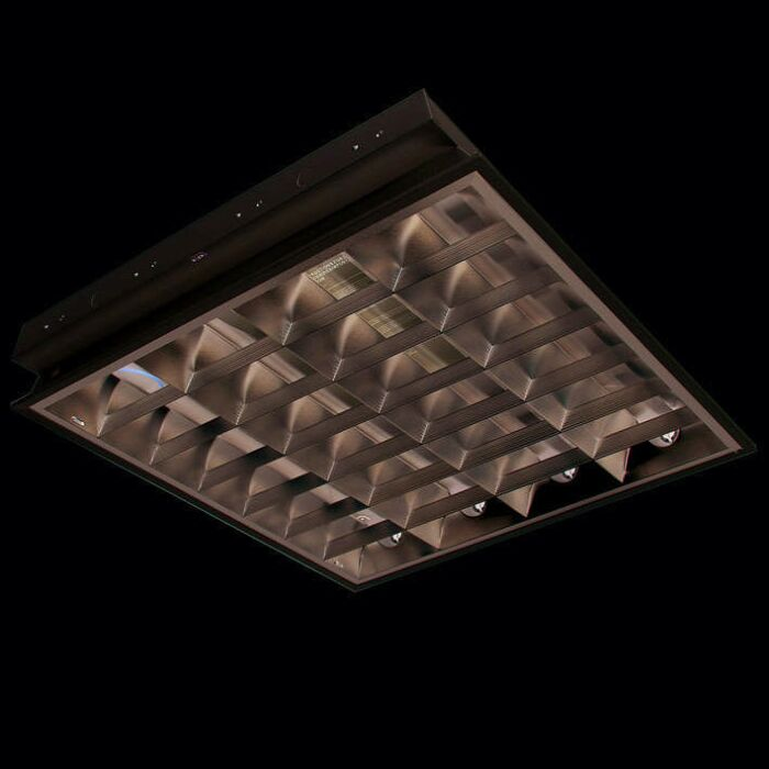 Lámpara-TL-LOUVRE-4-x-18W