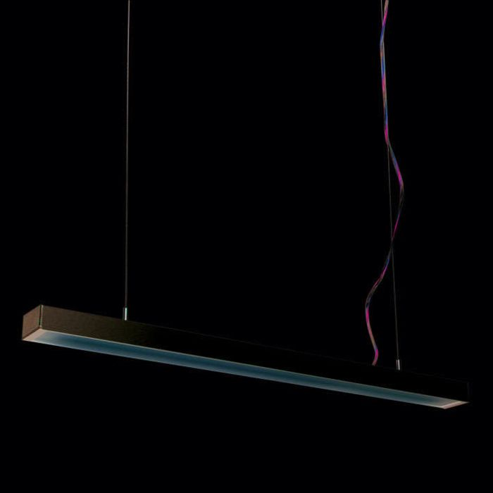 Lámpara-colgante-TUBE-Q-plata-21W