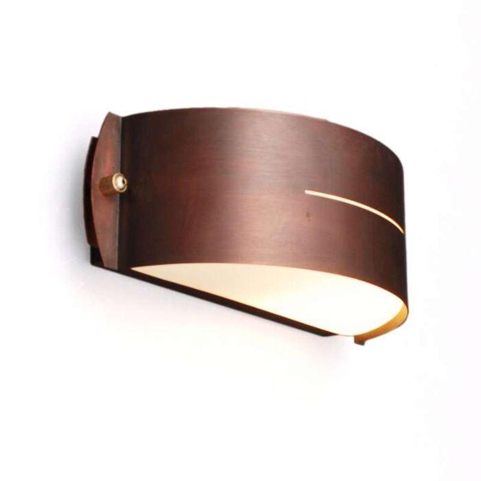 Aplique-de-pared-CELINE-Round-cobre