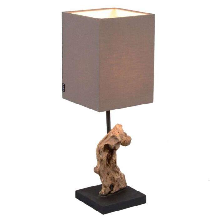 Lámpara-de-mesa-VAMIDA-marrón