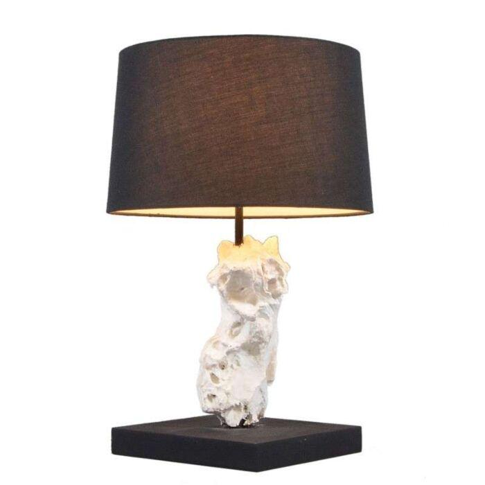 Lámpara-de-mesa-KANYA-negra