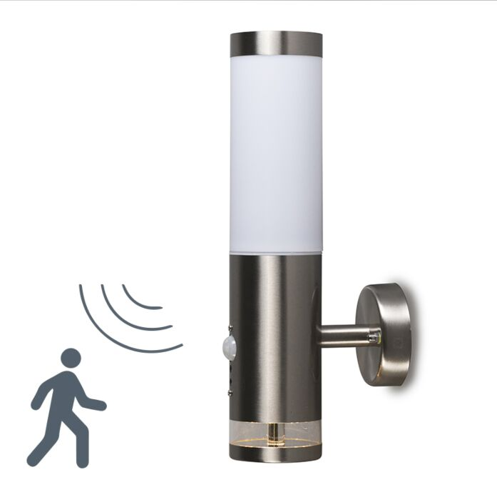 Aplique-de-pared-exterior-ROX-LUX-LED-sensor-infrarrojos