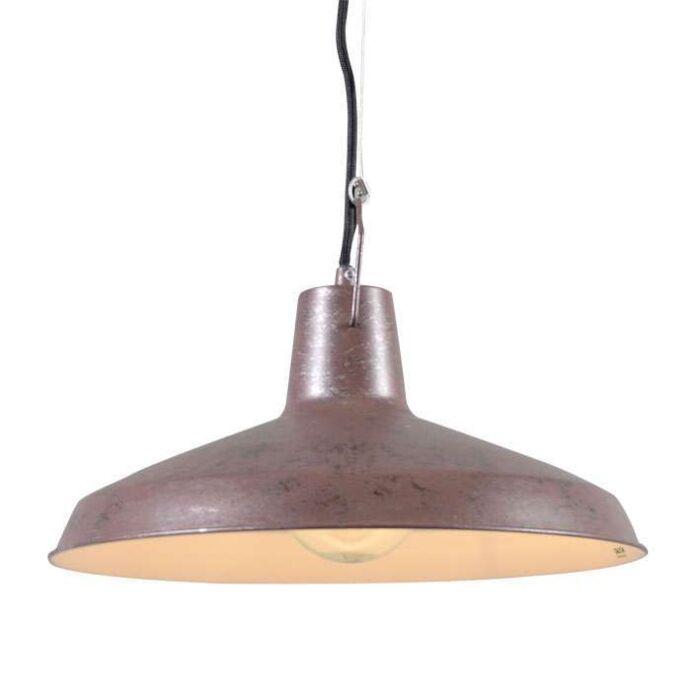 Lámpara-colgante-GRANGE-antigua