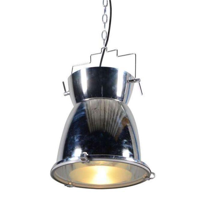 Lámpara-colgante-Classic-INDUSTRY-1-cromo