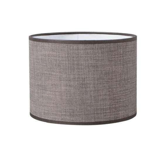 Pantalla-cilíndrica-para-lámpara-colgante/-de-mesa/-de-pie-20/20/15-café/gris
