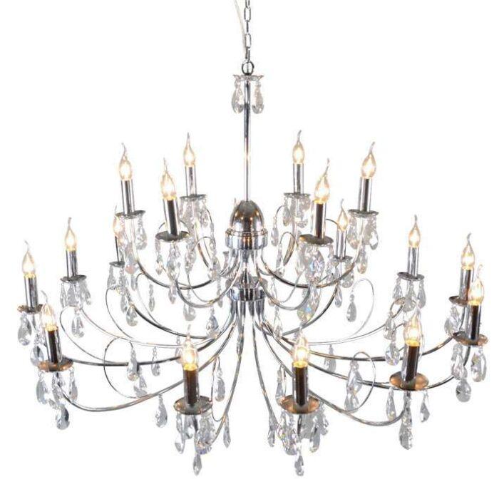 Lámpara-de-araña-LECLER-12-luces-redondo