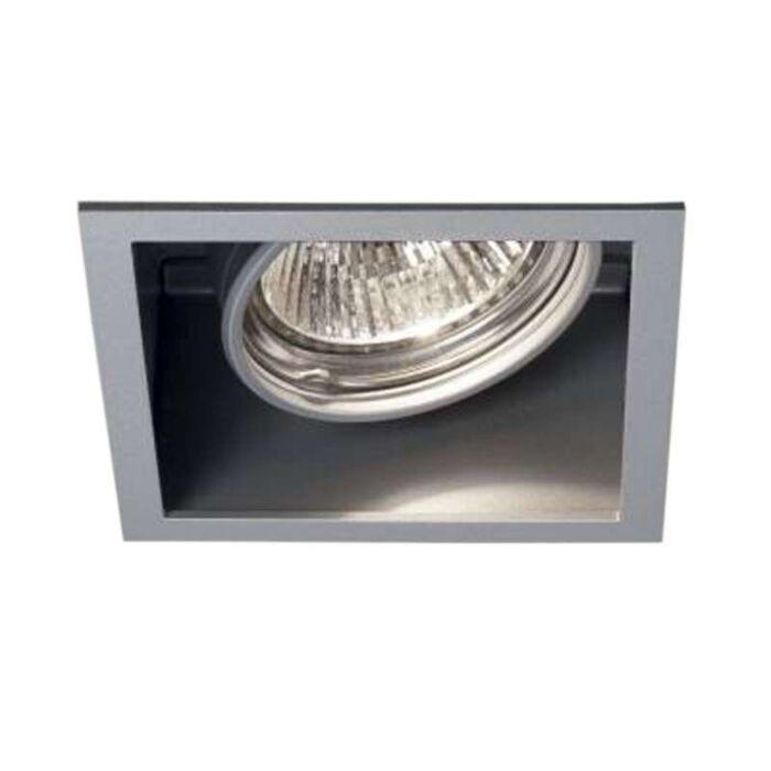 Empotrado-DELTA-LIGHT-Carree-ST-OK-S1-aluminio