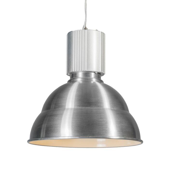 Lámpara-colgante-INDUSTRIE-aluminio-pulido