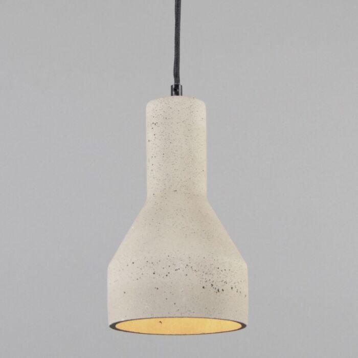 Lámpara-colgante-CONCRETE-4-gris