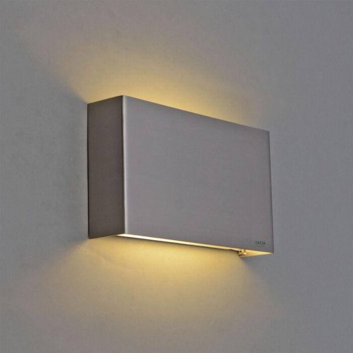Aplique-de-pared-OTAN-LED-acero