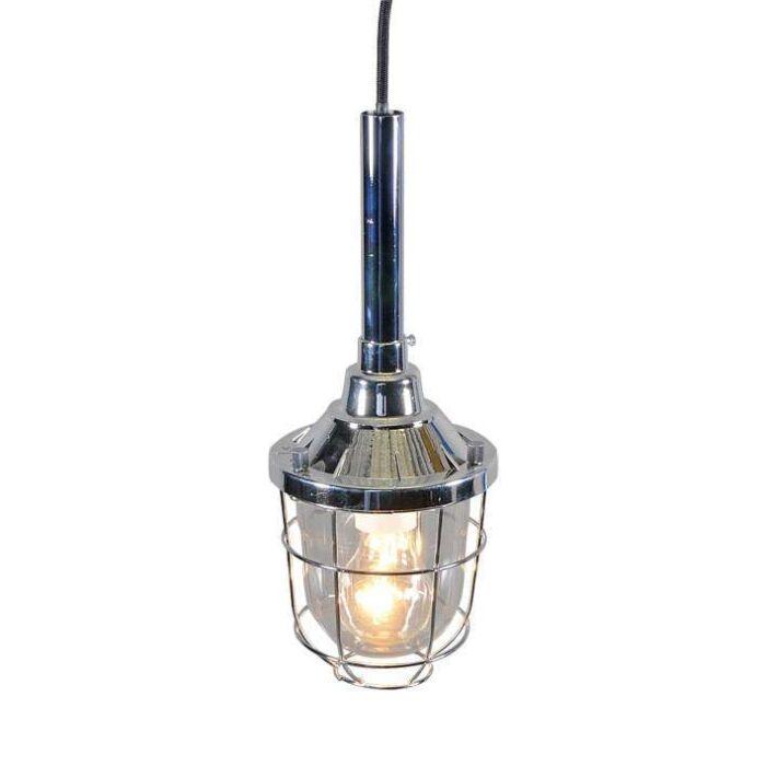 Lámpara-colgante-DIANA-cromo