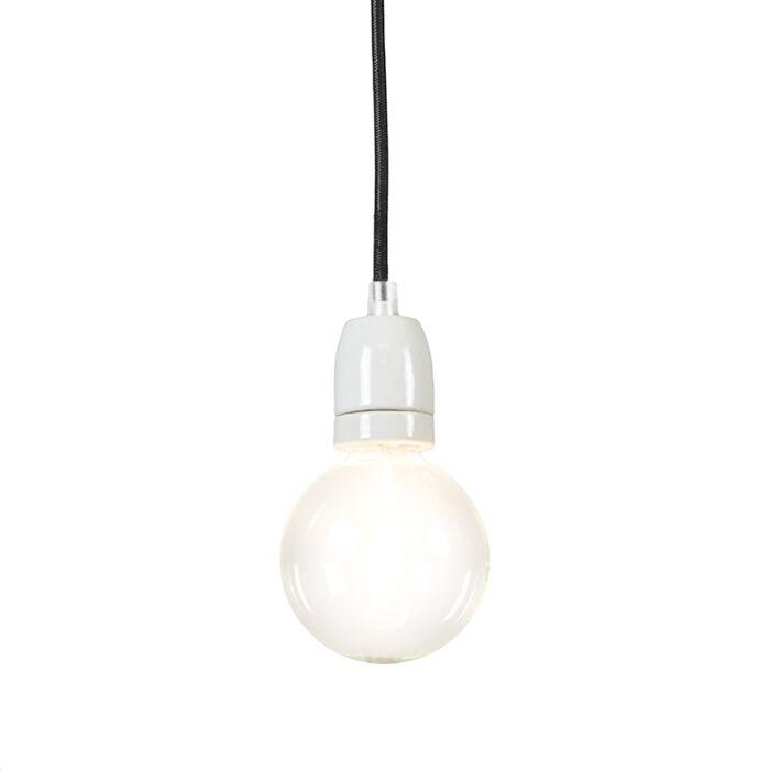 Lámpara-colgante-CAVO-negro