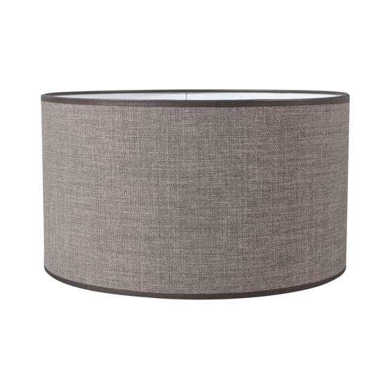 Pantalla-cilíndrica-para-lámpara-colgante/-de-mesa/-de-pie-35/35/20-café-gris