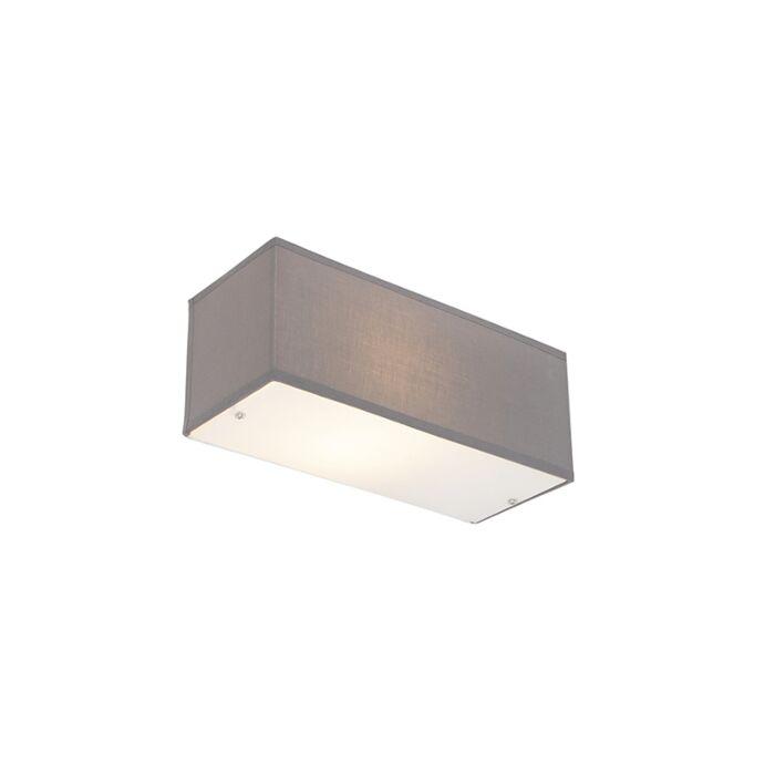 Aplique-moderno-rectangular-gris---DRUM