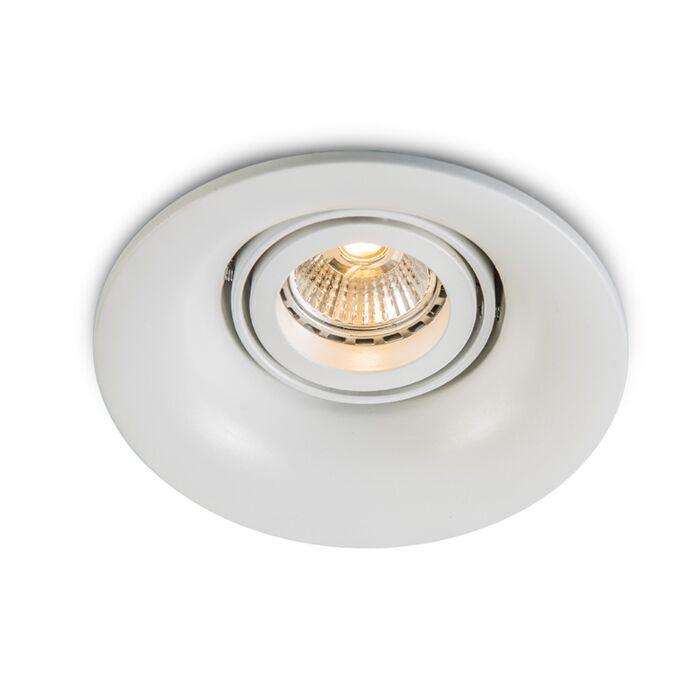 Foco-empotrado-PUNCH-blanco-LED
