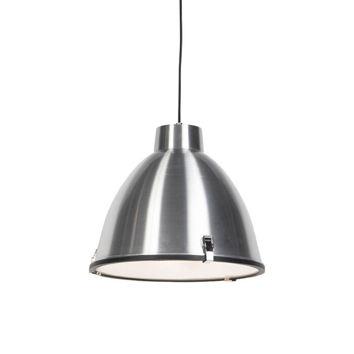 -Lámpara-colgante-industrial-aluminio-38cm---ANTEROS