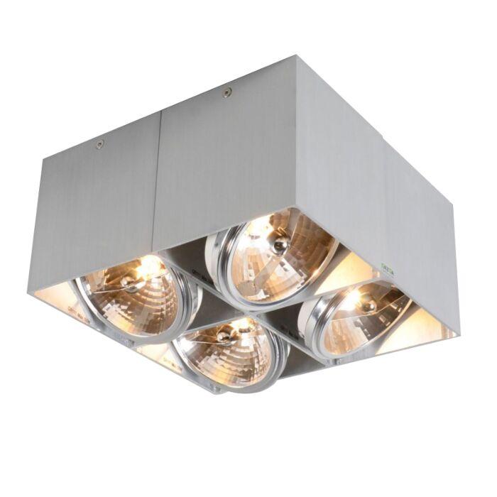 Foco-BOX-4-aluminio