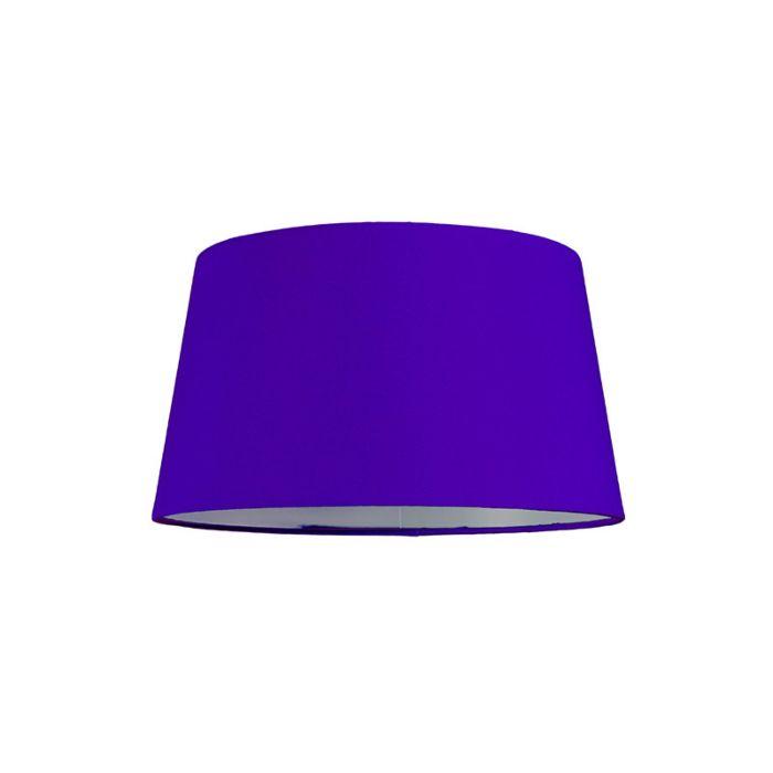 Pantalla-para-lámpara-colgante-30cm-cónica-SU-E27-lila