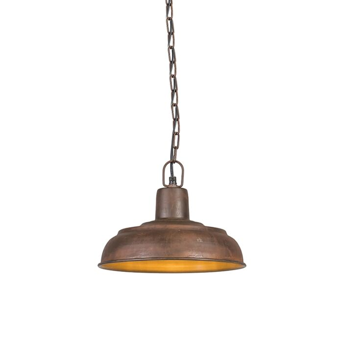 Lámpara-colgante-BARUN-26-óxido
