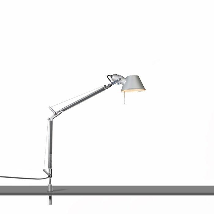 Lámpara-de-mesa-ajustable---ARTEMIDE-Tolomeo-tavolo-mini