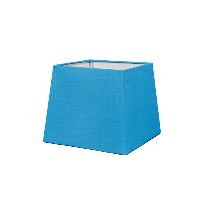 Pantalla-para-lámpara-mesa/aplique-18cm-piramidal-SD-E27-azul-claro
