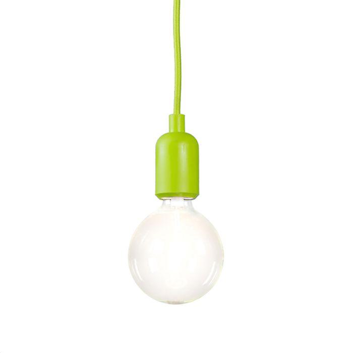 Lámpara-colgante-CAVA-verde