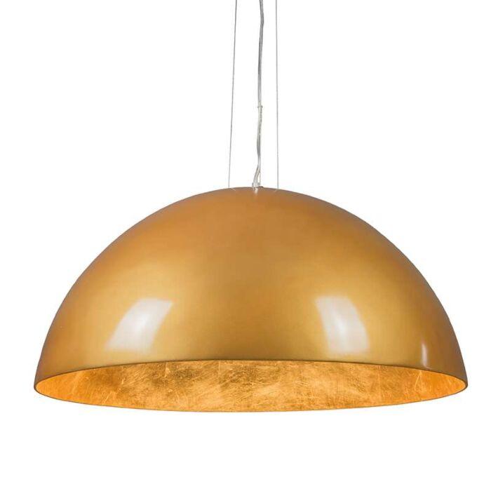 Lámpara-colgante-MAGNA-Glossy-70cm-oro-y-oro